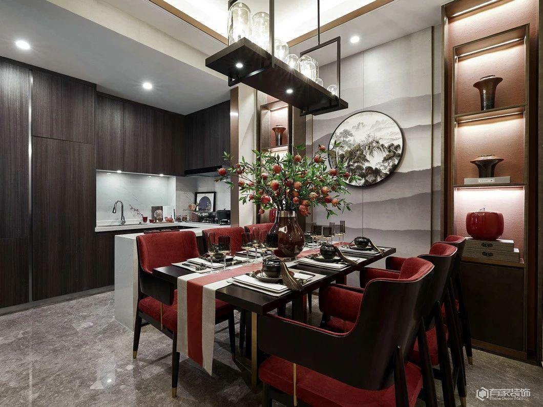 餐厅要不要选地板,看看厦门装修公司怎么说!