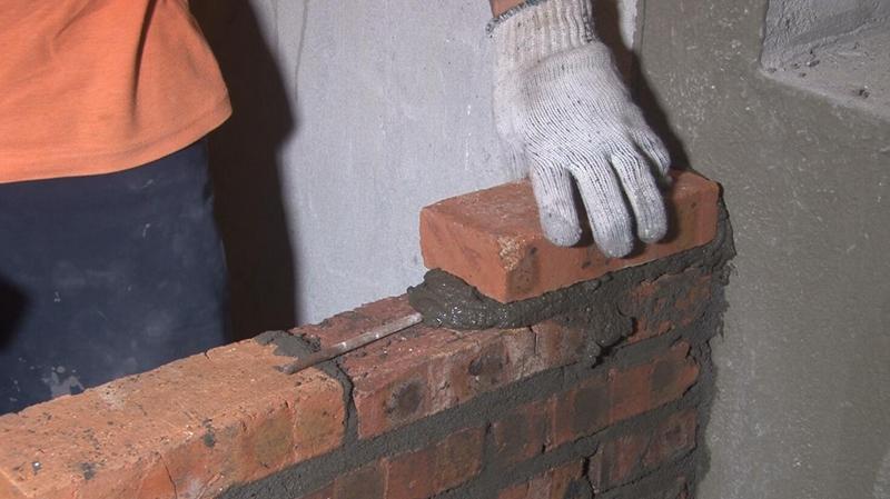 直击有家装饰工地  每处砌墙工程手艺标准
