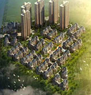 碧桂園融僑時代城