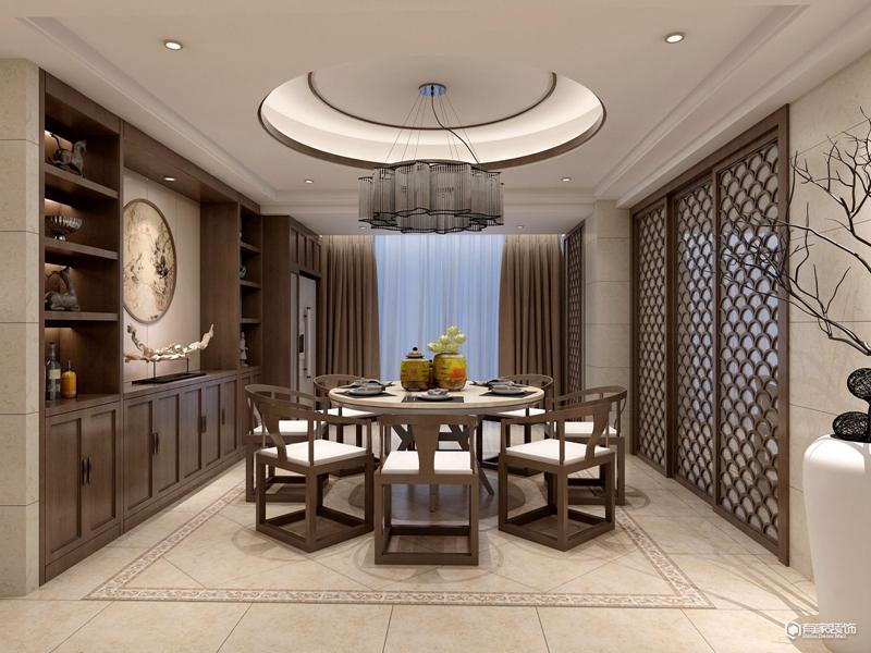 客廳與餐廳需要隔開裝修嗎?