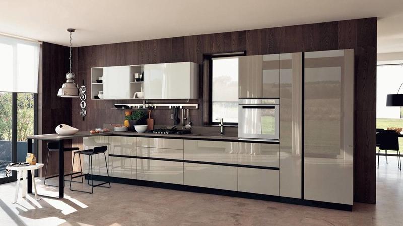 廚房裝修不能缺少的三個工作區域設計