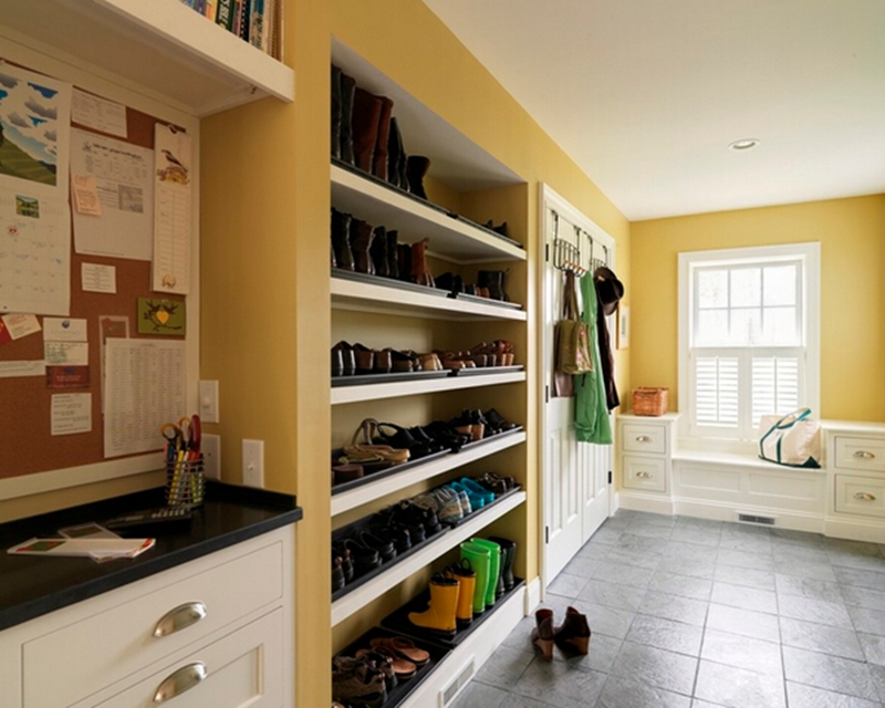 鞋柜如何打造还是多听听厦门装修公司的建议