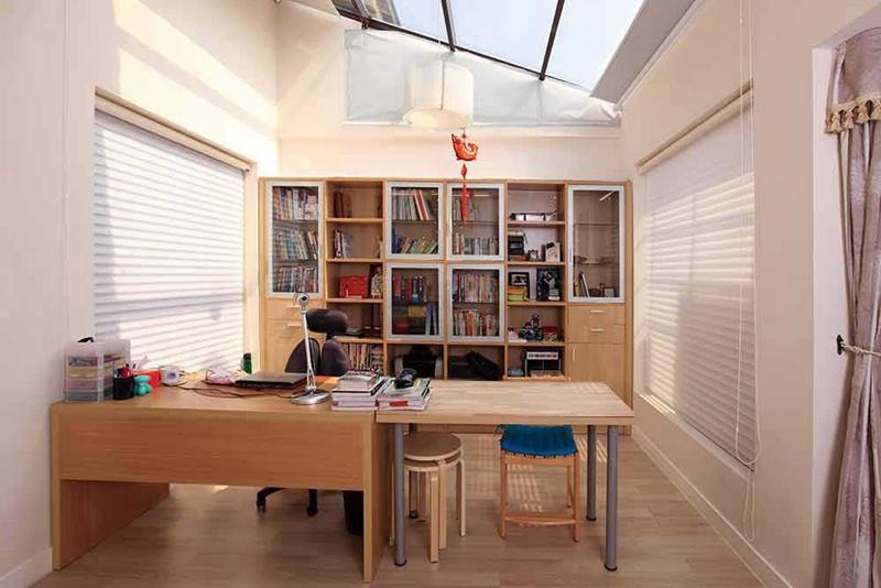 面對住宅類的書房空間要怎么做裝修才好?