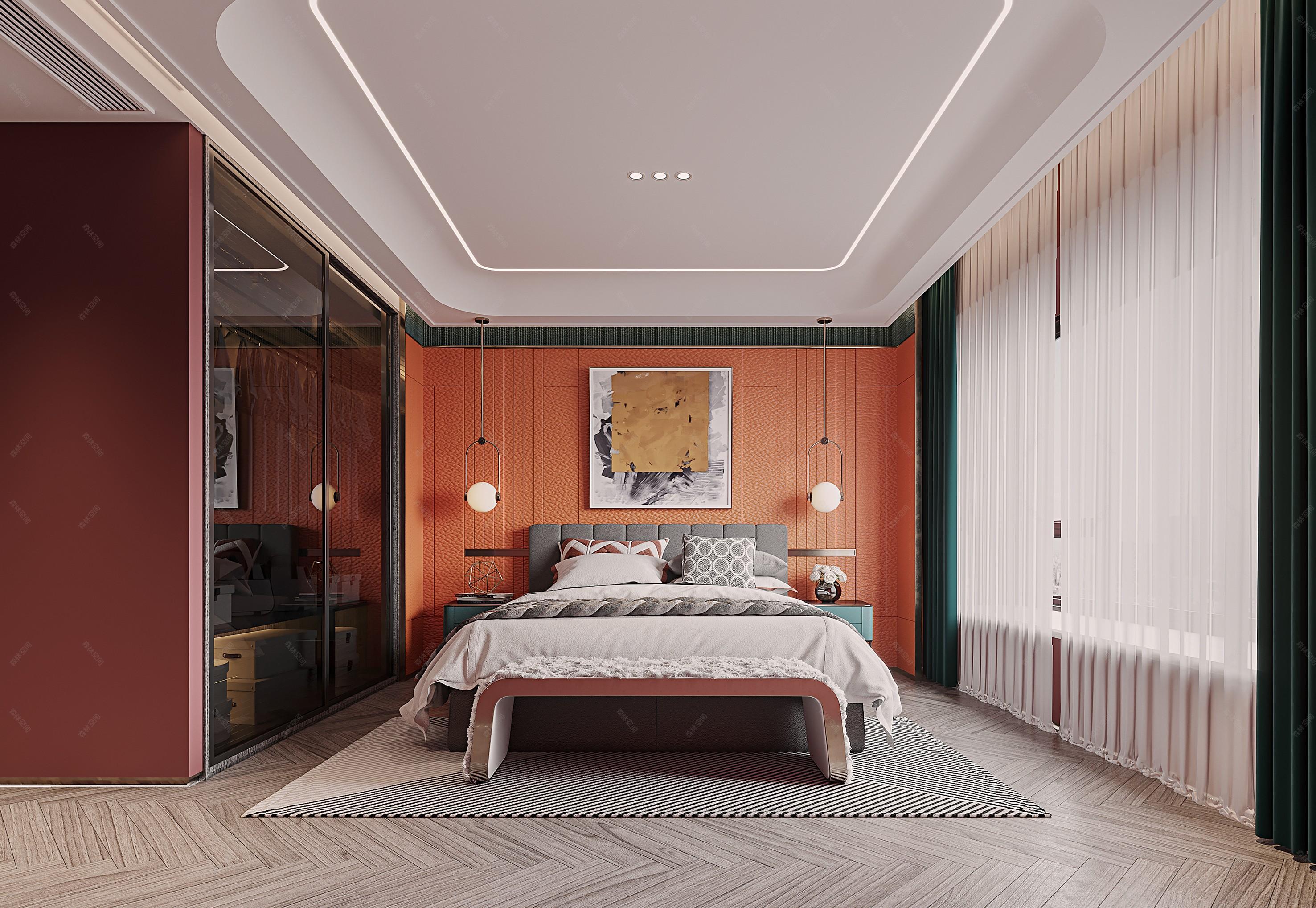 小空间户型该如何做好卧室装修风格
